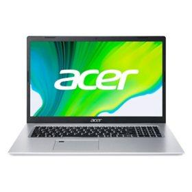 "Acer Aspire 5 - 17.3"" Full HD IPS Display - 11th Gen Intel Core i7-1165G7 - 8GB DDR4 - 512GB NVMe SSD - Wi-Fi 6 802.11ax Backlit Keyboard - Fingerprint Reader-Windows 10 Home"