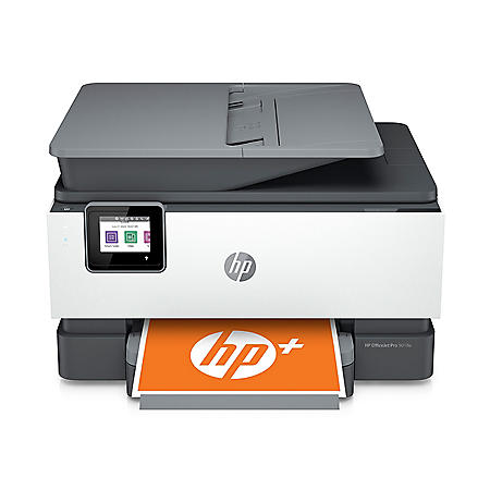 HP OfficeJet Pro 9018e All-in-One Wireless Color Inkjet Printer - 6 months free Instant Ink with HP+