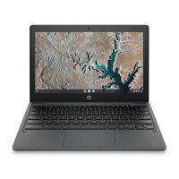 "HP - 11"" HD Chromebook - MediaTek MT8183 - 4GB Memory - 32GB eMMC - 2 Year Warranty Care Pack - Chrome OS"