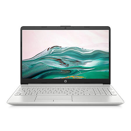 """HP - 15.6"""" HD Touchscreen Laptop - 11th Generation Core i5-1135G7 - 8GB RAM - 256GB SSD -Keyboard with Numeric Keypad - 2 Year Warranty Care Pack - Windows 10"""