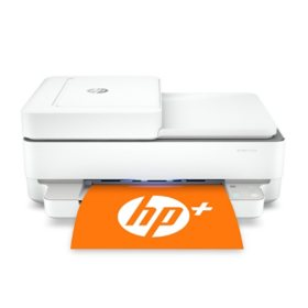 HP Envy 6458e All-in-One Wireless Color Inkjet Printer – 6 months free Instant Ink with HP+