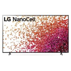 "LG 75"" Class 4K Ultra HD NanoCell Smart TV - 75NANO75UPA"