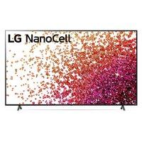 "LG 86"" Class 4K NanoCell Smart Ultra HD TV w/ThinQ AI - 86NANO75UPA"
