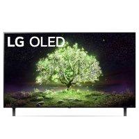 "LG 48"" Class 4K Ultra HD Smart OLED TV w/ThinQ AI - OLED48A1AUA"