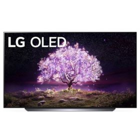"LG 65"" Class 4K Ultra HD Smart OLED TV w/ ThinQ AI - OLED65C1AUB"