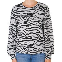 Social Standard by Sanctuary Ladies Julia Brushed Knit Top