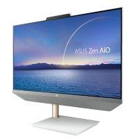 "Asus Zen All-in-One Desktop - 23.8"" Full HD Anti-glare TouchScreen Display - AMD Ryzen 5 5500U Processor - 8GB DDR4 RAM - 512GB NVM PCIe SSD - Windows OS - Kensington Lock"
