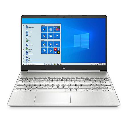 "HP - 15.6"" HD Laptop - 10th Gen Intel Core i3 - 8GB Memory - 256GB SSD Drive - Keyboard with Numeric Keypad - Windows 10 Home"
