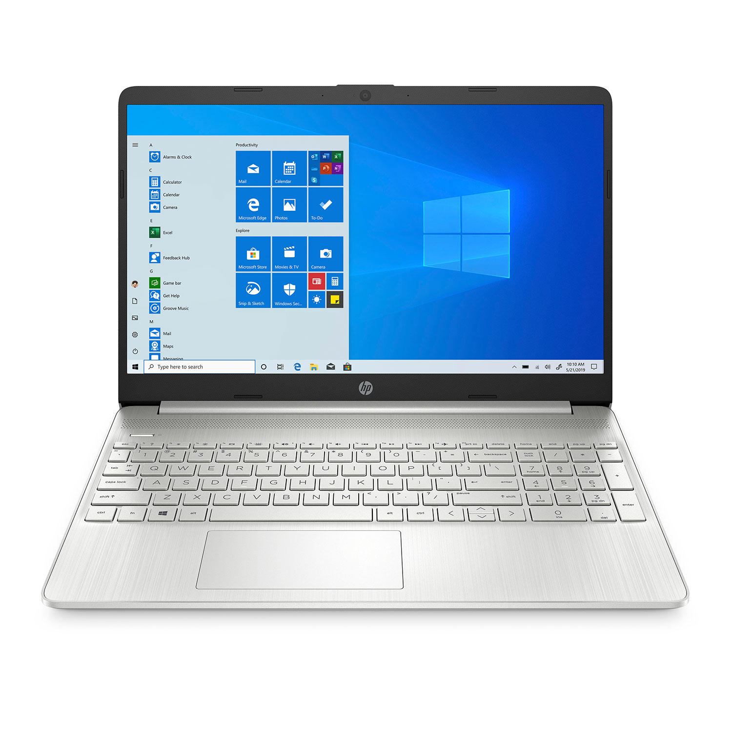 "HP 15-dy-1042cl 15.6"" HD Laptop (i3-1005G1 / 8GB / 256GB SSD)"