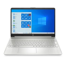 "HP - 15.6"" HD Laptop - 10th Gen Intel Core i3 - 8GB Memory - 256GB SSD Drive - Keyboard with Numeric Keypad - Windows 10 Home"