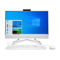 HP All-in-One 24-dd0017c - AMD Ryzen 3 3250U - 8GB Memory - 512GB SSD Drive - USB White Wired Keyboard and Mouse Combo - HP Privacy Camera - 2 Year Warranty Care Pack - Windows OS