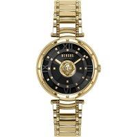 Versus Versace Women's Moscova Gold Stainless Steel Bracelet Watch, 38mm