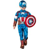 Rubies Captain America Halloween Costume (3T/4T)