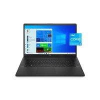 "HP - 17.3"" HD+ Laptop - 11th Generation Intel® Core™ i3-1125G4 - 4GB RAM - 256GB SSD - 2 Year Warranty Care Pack - Windows 10"