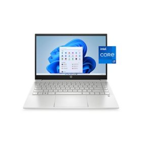 """HP Pavilion - 14"""" Full HD (1920 x 1080) Touch Laptop - 11th Generation Intel® Core™ i7-1165G7 -  16GB Memory - 512GB SSD -  Intel® Iris® Xe Graphics - Backlit Keyboard - 2 Year Warranty Care Pack - Windows 10 Home"""