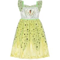Licensed Princess and the Frog Tiana Fantasy Gown
