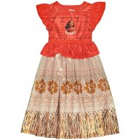 Licensed Moana Fantasy Gown
