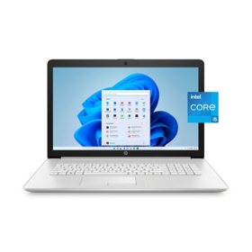"HP - 17.3"" Full HD Laptop - 11th Generation Intel® Core™ i5-1135G7 - 8GB RAM - 256GB SSD -Backlit Keyboard  - 2 Year Warranty Care Pack - Windows 10"