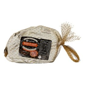 Member's Mark Bone-In Brown Sugar Spiral Ham with Natural Juices (priced per pound)