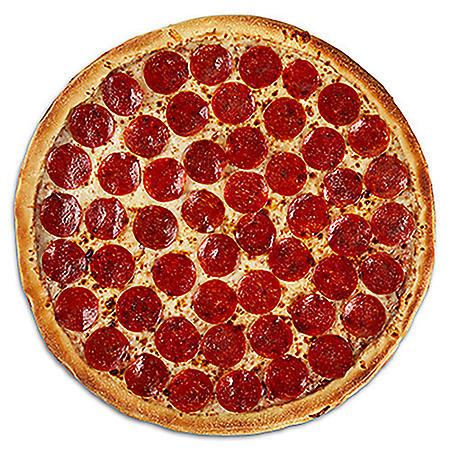 "Member's Mark 16"" Whole Hot Baked Pepperoni Pizza"