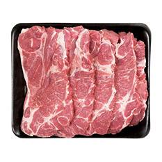 Member's Mark Pork Shoulder Blade Steaks Tray