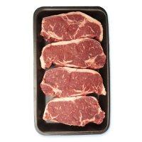 Member?s Mark USDA Choice Angus Beef Boneless Strip Steak (priced per pound)