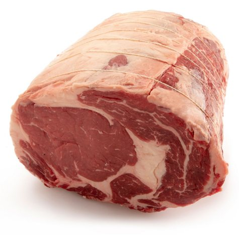 Boneless Beef Ribeye Roast (Priced Per Pound)