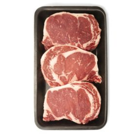 Member?s Mark USDA Choice Angus Beef Ribeye Steak (priced per pound)