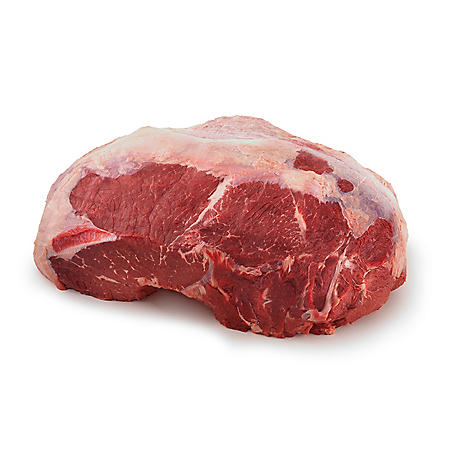 Member's Mark USDA Choice Angus Whole Beef Top Round, Cryovac (priced per pound)