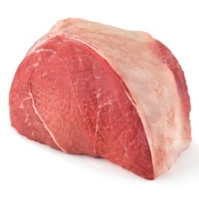 Sirloin Tip Cryovac  (1 piece per bag, priced per pound)