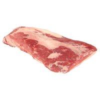 Member's Mark USDA Choice Angus Whole Beef Brisket, Cryovac (priced per pound)
