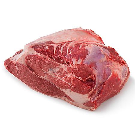 Member's Mark USDA Choice Angus Beef Top Butt Boneless Center Cut, Cryovac (priced per pound)