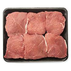 USDA Choice Angus Beef Top Sirloin Steak Tray