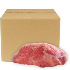 USDA Choice Angus Whole Eye of Round, Bulk Wholesale Case (10-12 pieces per case, priced per pound)