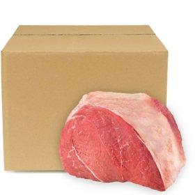 Sirloin Tip, Bulk Wholesale Case (piece count varies by case, priced per pound)