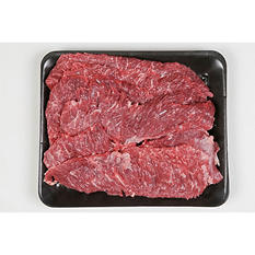 USDA Choice Angus Beef Flap Meat (priced per pound)