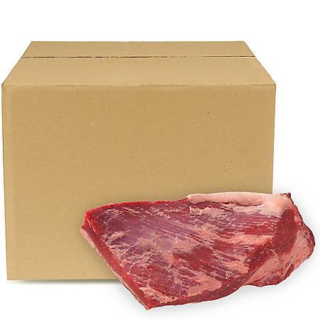 USDA Select Whole Beef Brisket, Bulk Wholesale Case (5-7 pieces per case, priced per pound)