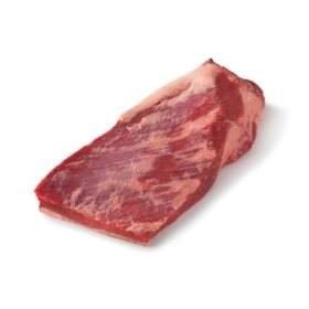 Member's Mark USDA Select Angus Beef Whole Brisket, Cryovac (priced per pound)