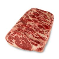 Member's Mark USDA Prime Angus Whole Beef Ribeye, Cryovac (priced per pound)