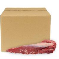 USDA Choice Whole Tenderloins, Bulk Wholesale Case (piece count varies by case, priced per pound)