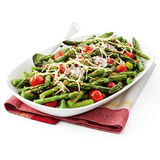 Daily Chef Asparagus Pomodori with Sundried Tomato