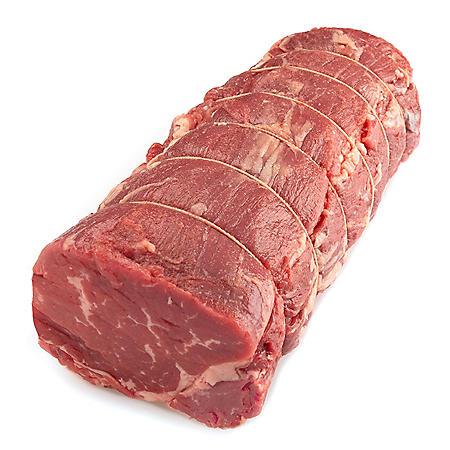 Member's Mark USDA Prime Angus Beef Tenderloin Roast (priced per pound)