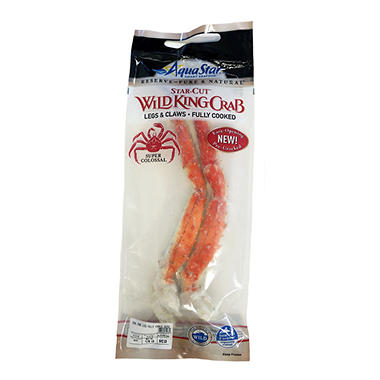 Jumbo Red King Crab Legs - 1 lb  - Sam's Club