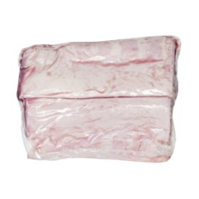Fresh New Zealand Lamb Loin (2 loins per bag, priced per pound)