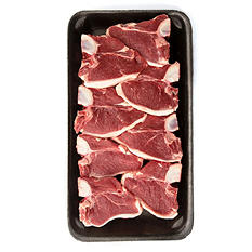 Member's Mark New Zealand Lamb Loin Chops Tray (priced per pound)