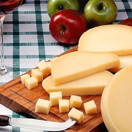 Auricchio Domestic Provolone Cheese (priced per pound)