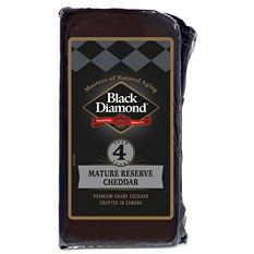 Black Diamond Private Reserve Cheddar Cheese (priced per pound)