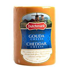 Dutchmark Smoked Gouda Cheese (Priced Per Pound)