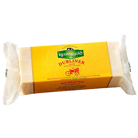 Kerrygold Dubliner Cheese (priced per pound)