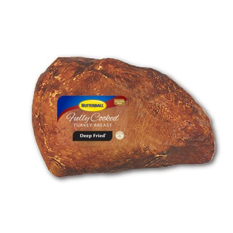 Butterball Deep Fried Turkey Breast (priced per pound)
